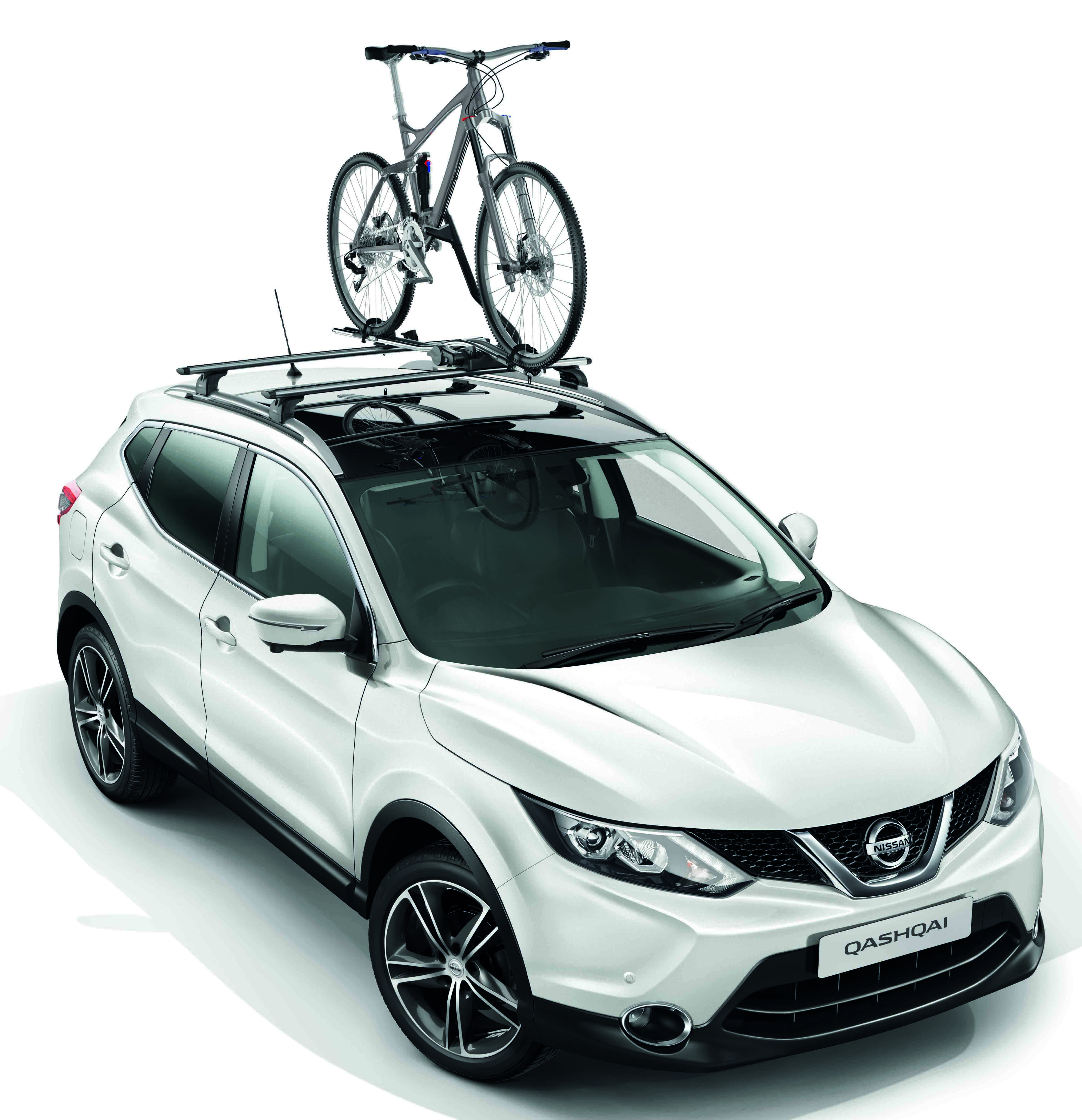 Bicycle Carrier Pro Ride 591 Thule Tullamore Nissan