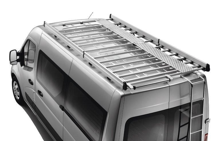 Nissan Passenger Van >> NV400 Roof Rack and Walkway | Tullamore Nissan