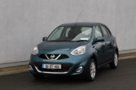 161 SV 1.2i (only 4,000kms)(NISSAN GOLD STANDARD 2 YEAR WARRANTY)