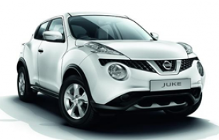 New for 2017 - Juke SV Premium